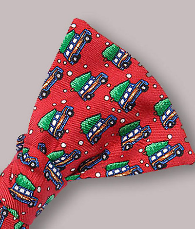 woody tree bowtie by vineyard vines