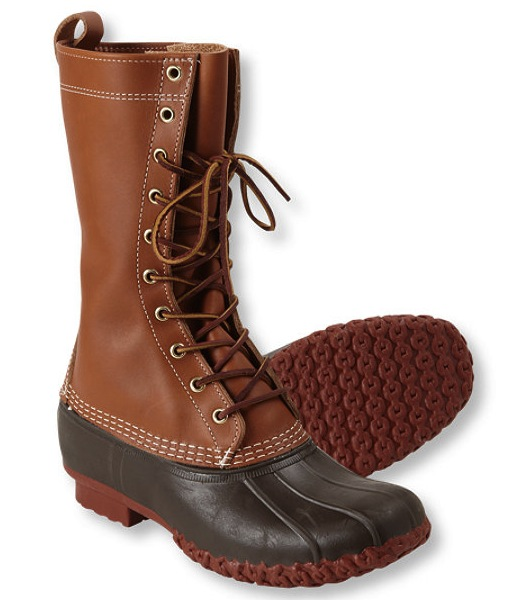 100th Anniversary Maine Hunting Shoes by L.L. Bean