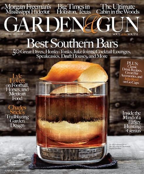 Saturday Reading \u2013 Garden \u0026 Gun Magazine
