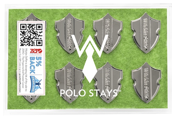 Polo stays by w rkin stiffs for Stiff collar polo shirt