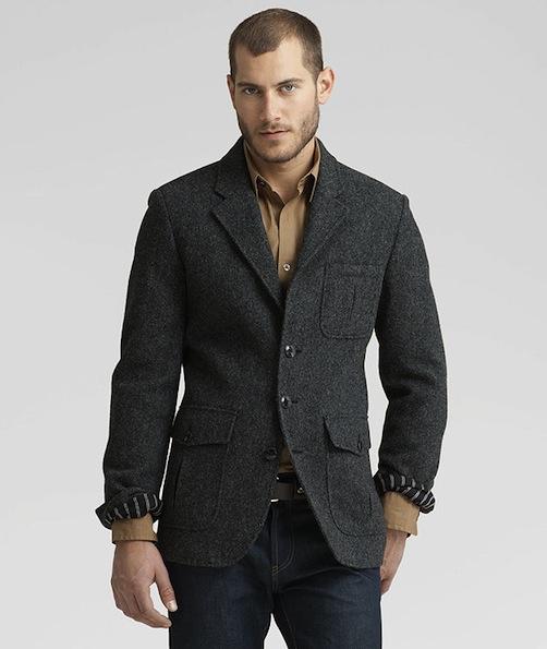 Wool Tweed Blazer | Fashion Ql