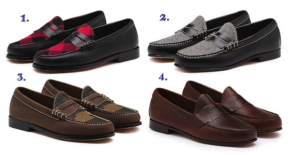 What say you? Fall Weejuns by G.H. Bass & Co