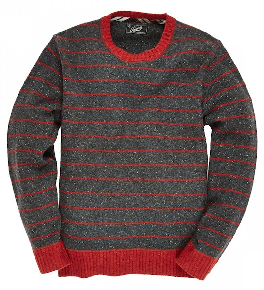 Donegal Sweater by Grayers